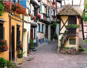 Photo of Eguisheim