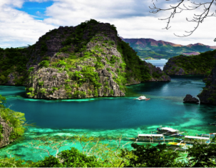 Photo of Coron