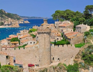 Photo of Tossa de Mar