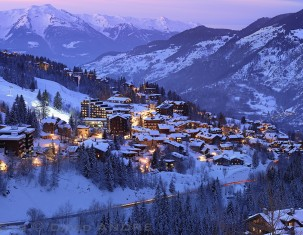 Photo of Courchevel