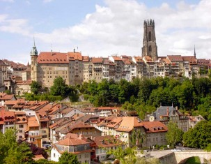 Photo of Fribourg
