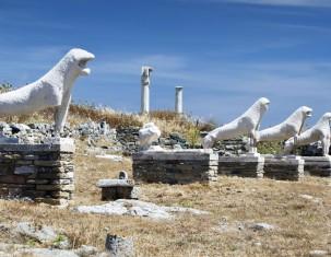 Photo of Delos (island)
