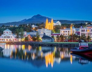 Photo of Akureyri