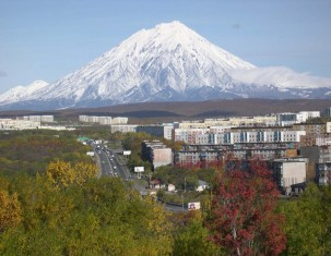 Photo of Petropavlovsk-Khamchatsky