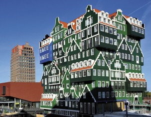 Photo of Zaandam