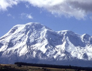 Photo of Cayambe