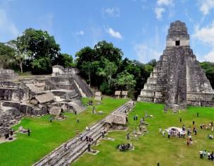 Photo of Tikal