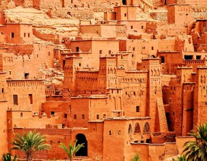 Photo of Ait Ben Haddou
