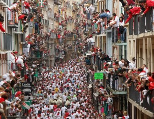Photo of Pamplona