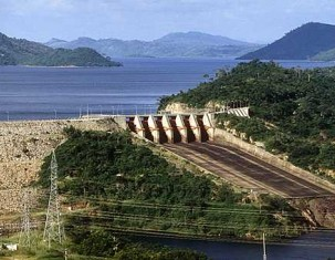 Photo of Akosombo