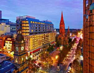 Photo of Melbourne