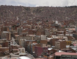 Photo of El Alto