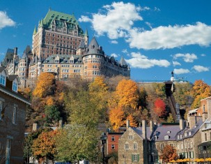 Photo of Québec city