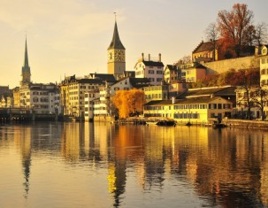 Photo of Zurich