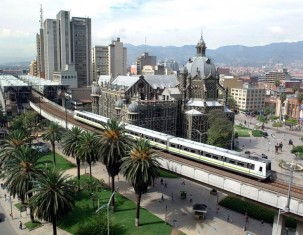 Photo of Medellin
