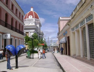 Photo of Cienfuegos