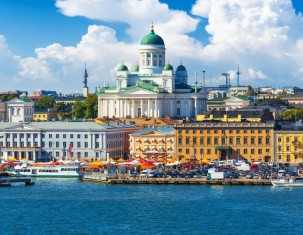 Photo of Helsinki