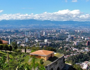 Photo of Guatemala City