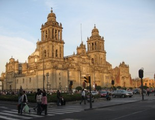Photo of Mexico City