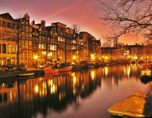 Photo of Amsterdam