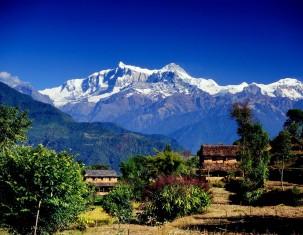 Photo of Pokhara