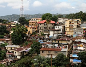 Photo of Freetown
