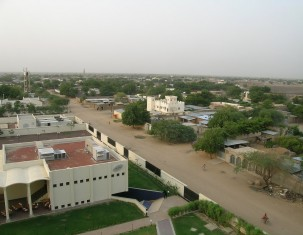Photo of N'Djamena