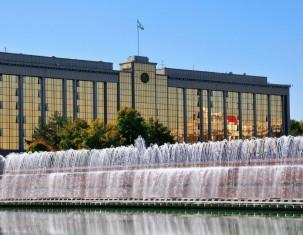 Photo of Tashkent