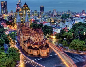 Photo of Ho Chi Minh City