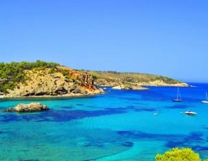 Photo of Ibiza island