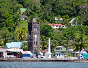 Photo of Levuka