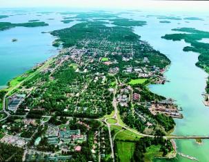 Photo of Maarianhamina (Mariehamn)