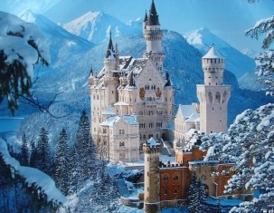 Photo of Neuschwanstein