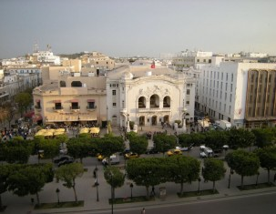Photo of Tunis