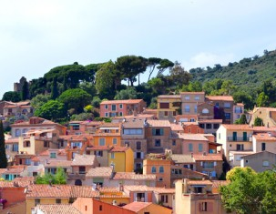 Photo of Bormes-les-Mimosas