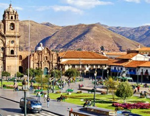 Photo of Cuzco
