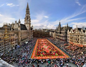 Photo of Bruselas