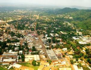Photo of Bangui