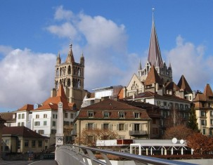 Photo of Lausanne