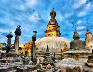 Photo of Katmandú