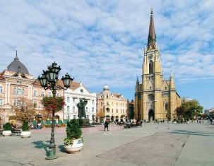 Photo of Novi Sad