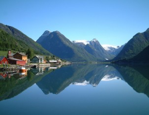 Photo of Noruega