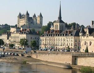 Photo of Saumur