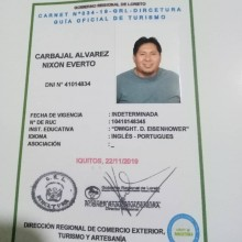 Nixon everto Carbajal Álvarez