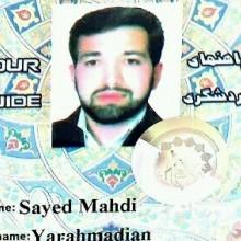 Sayyed Yarahmadian