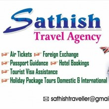 Sathish Chef Traveller