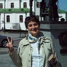 Наталья Синкевич - гид в городах Беларуси