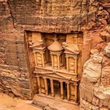 Lost In Petra
